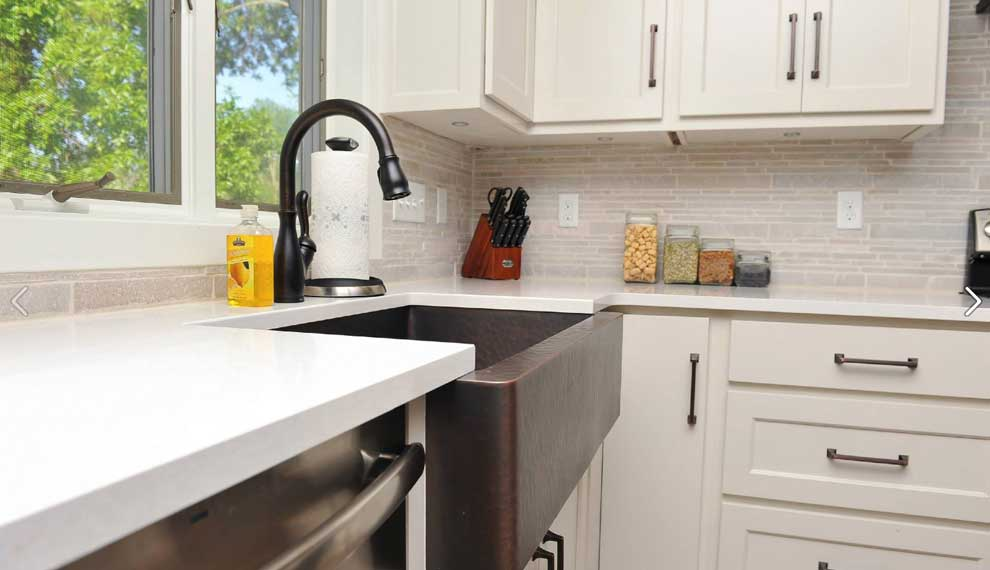 Custom Kitchen Countertops | Century Cabinets in Orange City, Iowa