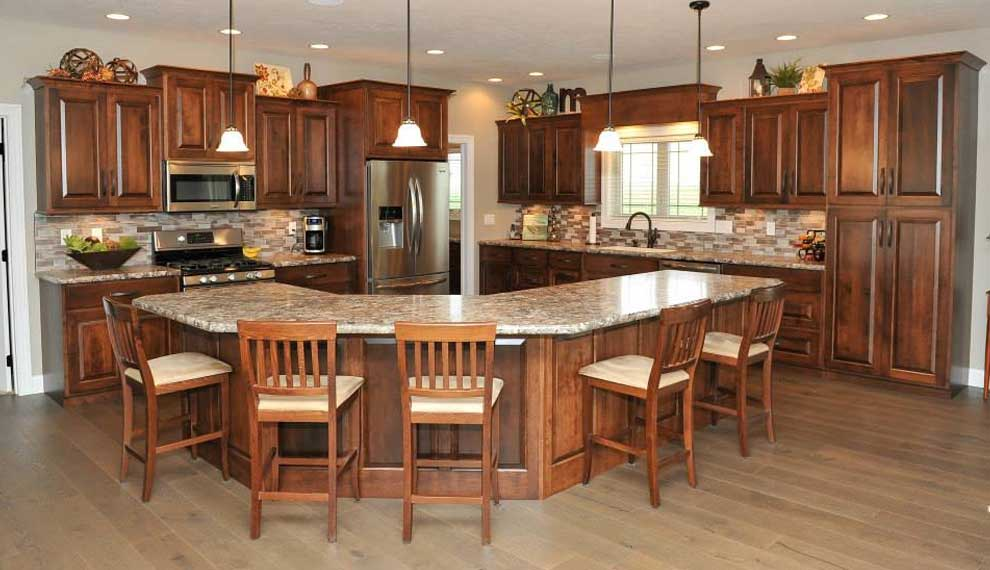 Custom Kitchen Cabinetry | Century Cabinets in northwest Iowa