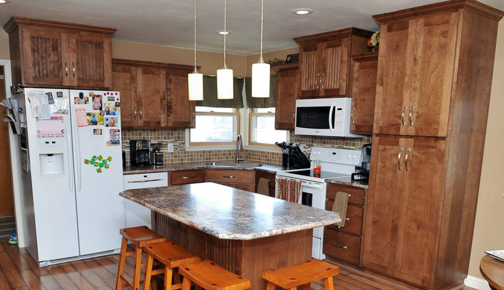 Custom Kitchen | Century Cabinets in northwest Iowa