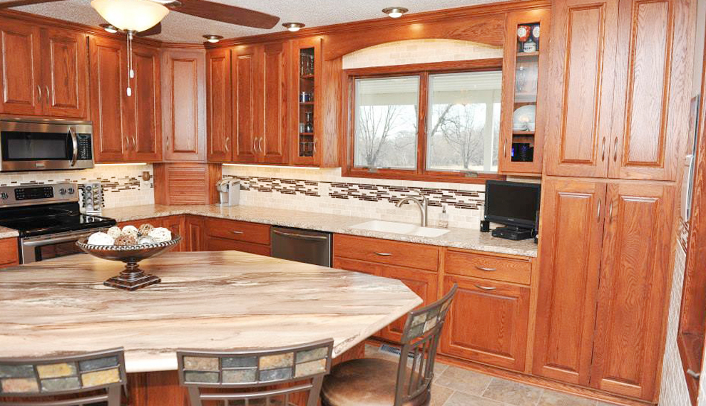 Kitchen | Century Cabinets in northwest Iowa