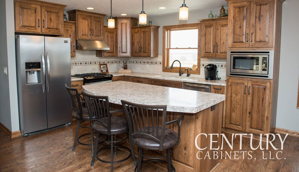 Rustic & Cozy | Century Cabinets in Orange City, IA
