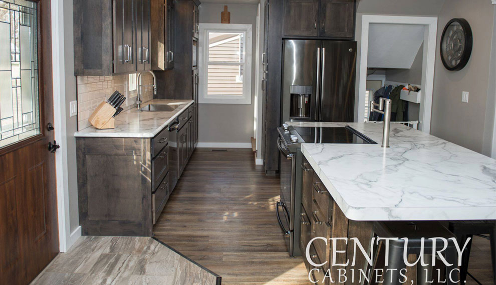 Smoky Bliss | Century Cabinets in Orange City, IA