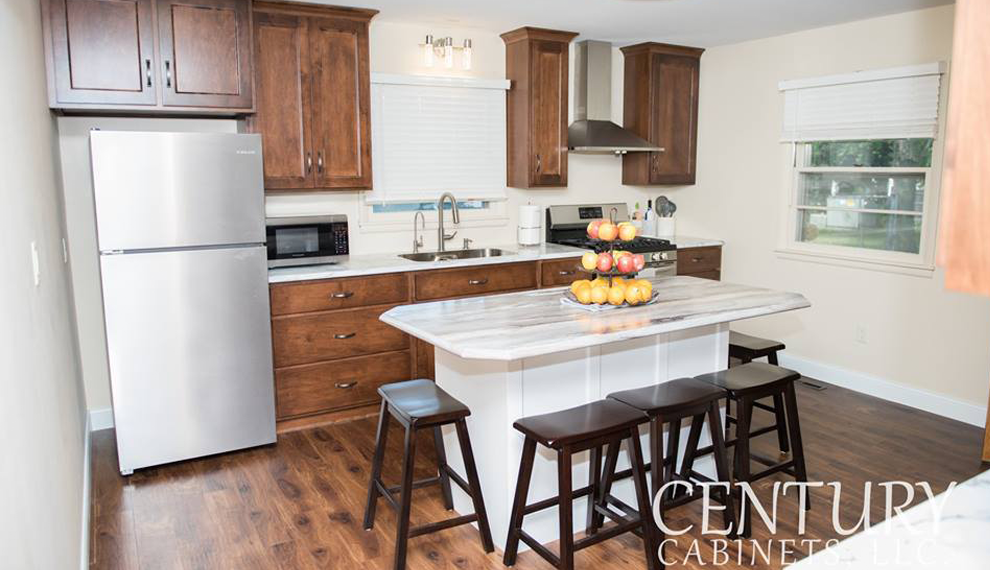 Maple Surprise | Century Cabinets in Orange City, IA