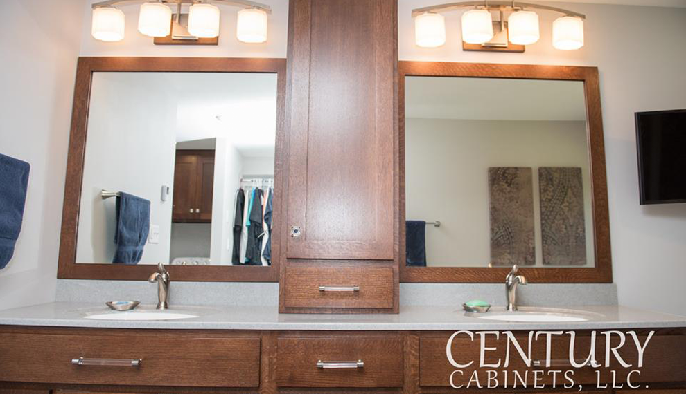 Master Bath Makeover | Century Cabinets in Orange City, IA