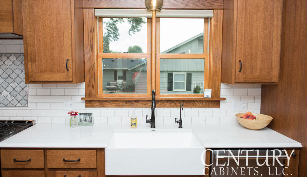 Timeless Quater Sawn | Century Cabinets in Orange City, IA