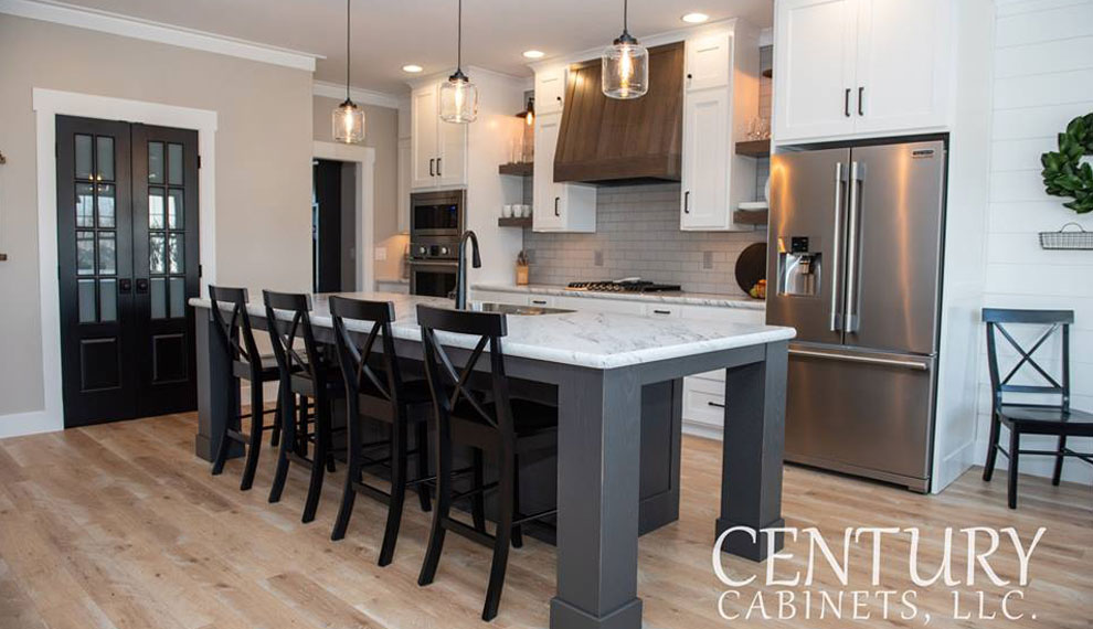 Modern Farmhouse Living | Century Cabinets in Orange City, IA